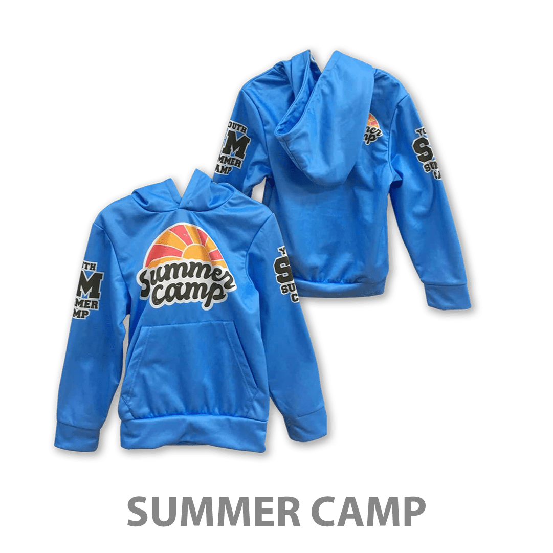 HOODIES_SUMMER CAMP