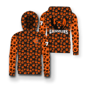 Grizzlies - Great for xxx. Sample text and more sample to fill space.